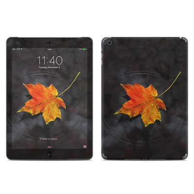Apple iPad Air Skin - Haiku