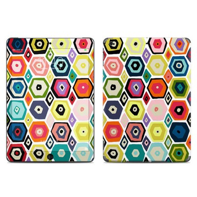 Apple iPad Air Skin - Hex Diamond