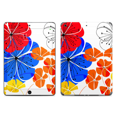 Apple iPad Air Skin - Hibiscus Dance