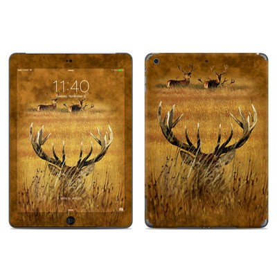 Apple iPad Air Skin - Hiding Buck