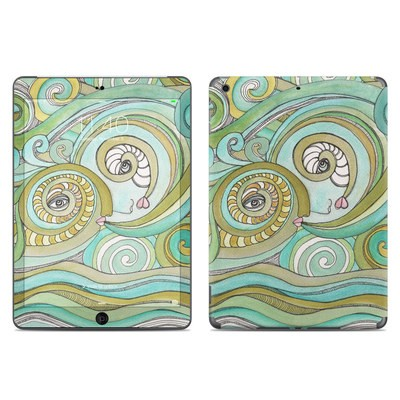 Apple iPad Air Skin - Honeydew Ocean
