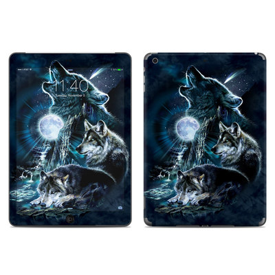 Apple iPad Air Skin - Howling