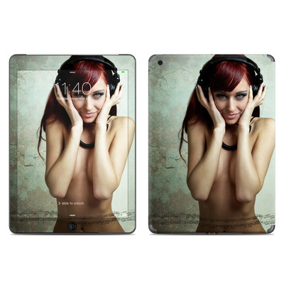 Apple iPad Air Skin - Headphones