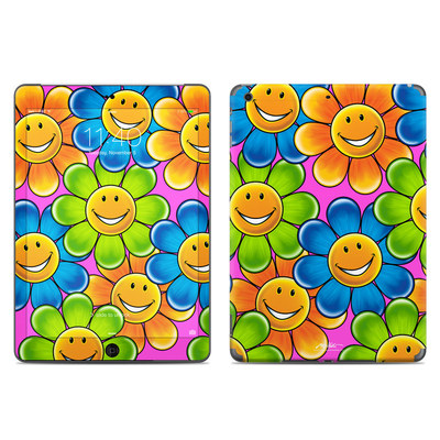 Apple iPad Air Skin - Happy Daisies