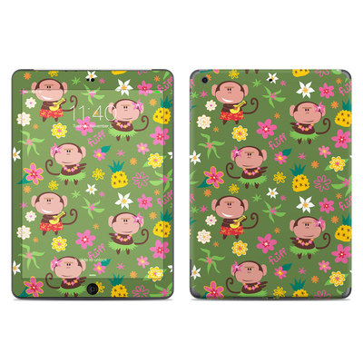 Apple iPad Air Skin - Hula Monkeys