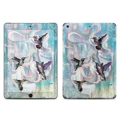 Apple iPad Air Skin - Hummingbirds