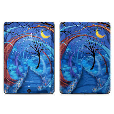 Apple iPad Air Skin - Ichabods Forest