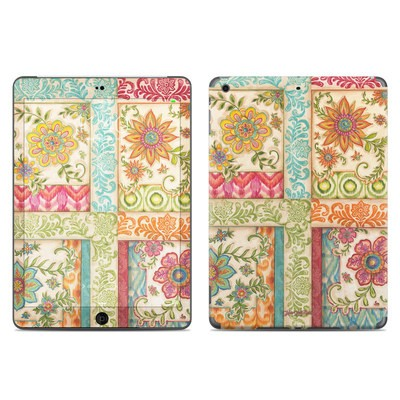 Apple iPad Air Skin - Ikat Floral