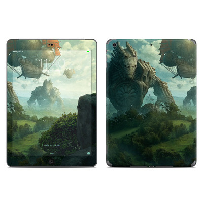 Apple iPad Air Skin - Invasion