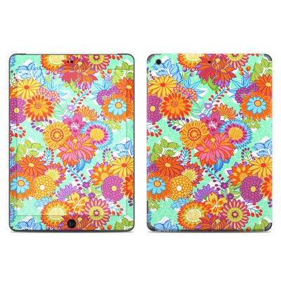 Apple iPad Air Skin - Jubilee Blooms