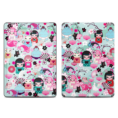 Apple iPad Air Skin - Kimono Cuties