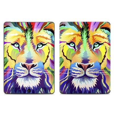 Apple iPad Air Skin - King of Technicolor