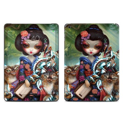 Apple iPad Air Skin - Kirin and Bakeneko