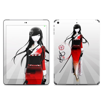 Apple iPad Air Skin - Kokeshi