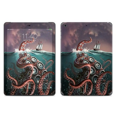 Apple iPad Air Skin - Kraken
