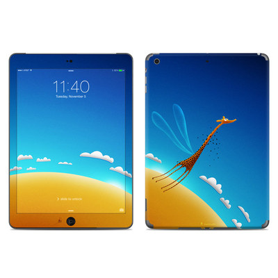 Apple iPad Air Skin - Learn to Fly