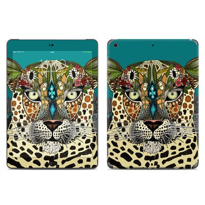 Apple iPad Air Skin - Leopard Queen