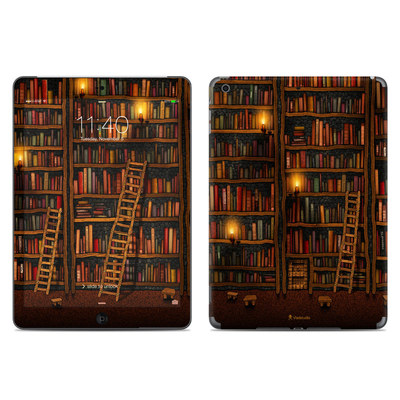 Apple iPad Air Skin - Library