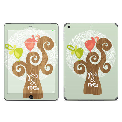 Apple iPad Air Skin - Two Little Birds
