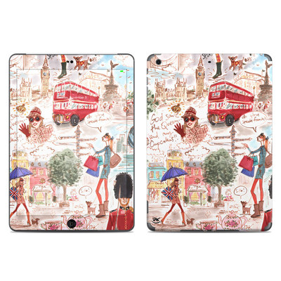 Apple iPad Air Skin - London