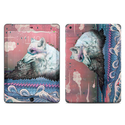 Apple iPad Air Skin - Lone Wolf