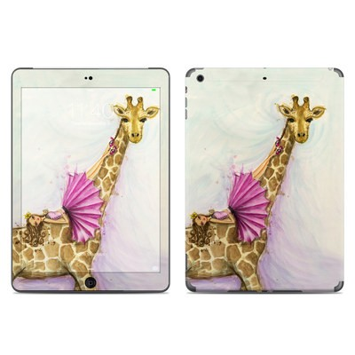 Apple iPad Air Skin - Lounge Giraffe