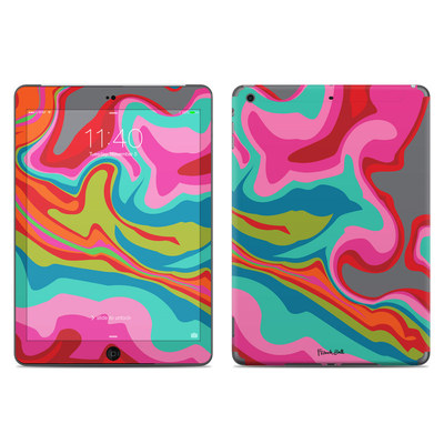 Apple iPad Air Skin - Marble Bright