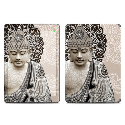 Apple iPad Air Skin - Meditation Mehndi