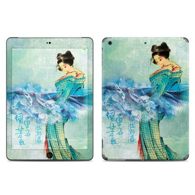 Apple iPad Air Skin - Magic Wave