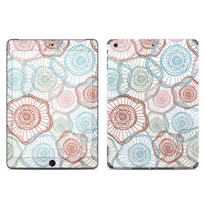 Apple iPad Air Skin - Micro Flowers