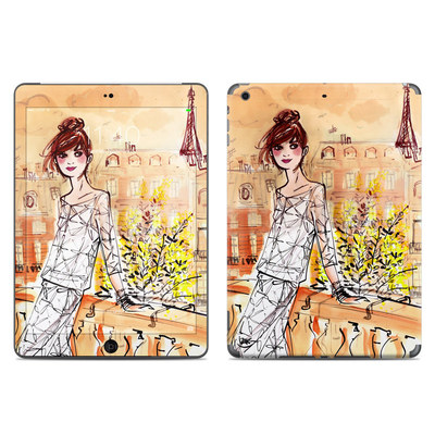 Apple iPad Air Skin - Mimosa Girl
