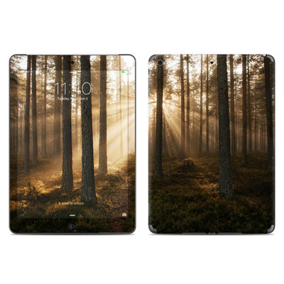 Apple iPad Air Skin - Misty Trail