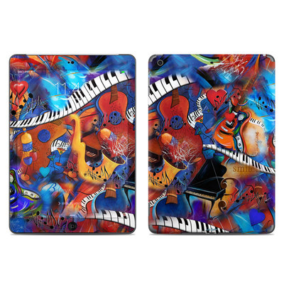 Apple iPad Air Skin - Music Madness