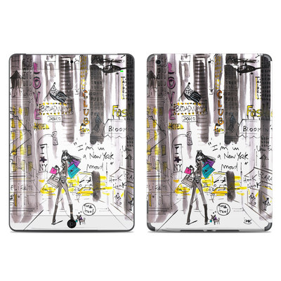 Apple iPad Air Skin - My New York Mood