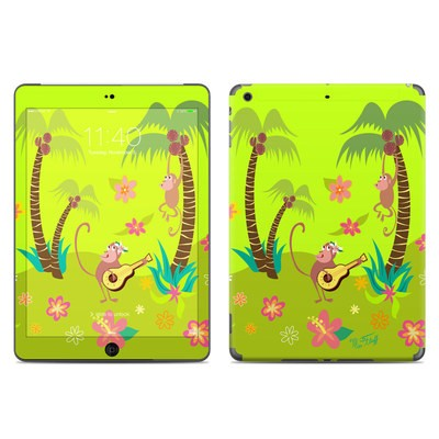 Apple iPad Air Skin - Monkey Melody