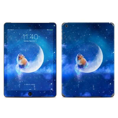 Apple iPad Air Skin - Moon Fox