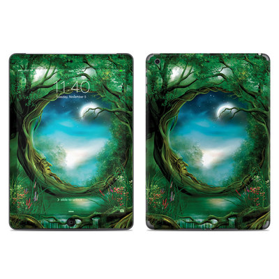 Apple iPad Air Skin - Moon Tree