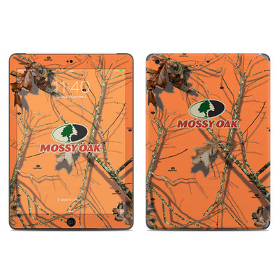 Apple iPad Air Skin - Break-Up Lifestyles Autumn