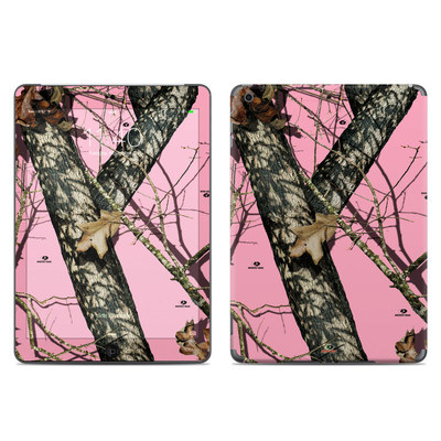 Apple iPad Air Skin - Break-Up Pink