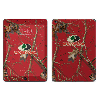 Apple iPad Air Skin - Break-Up Lifestyles Red Oak