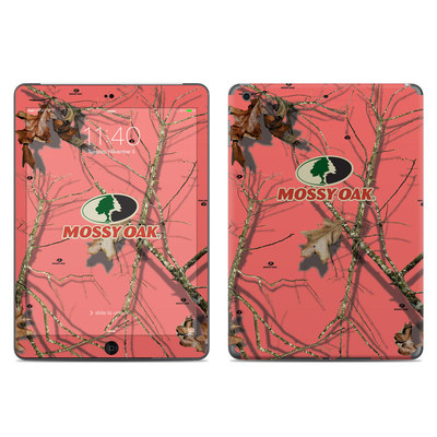Apple iPad Air Skin - Break-Up Lifestyles Salmon