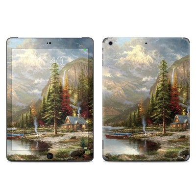 Apple iPad Air Skin - Mountain Majesty