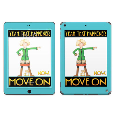 Apple iPad Air Skin - Move On
