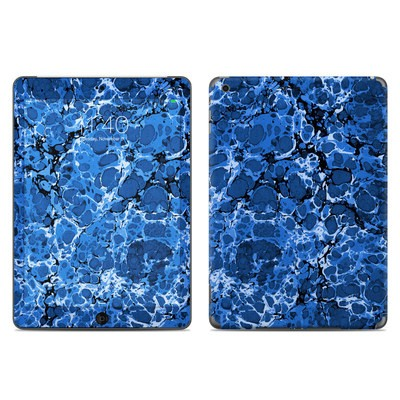 Apple iPad Air Skin - Marble Bubbles