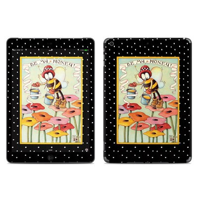 Apple iPad Air Skin - Be My Honey