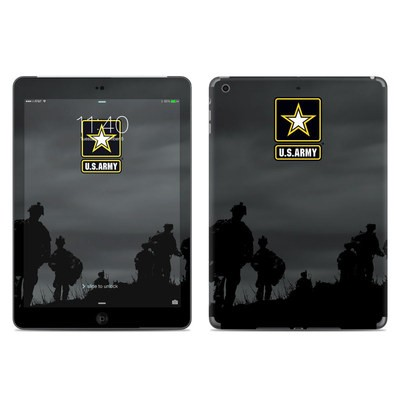Apple iPad Air Skin - Night Action