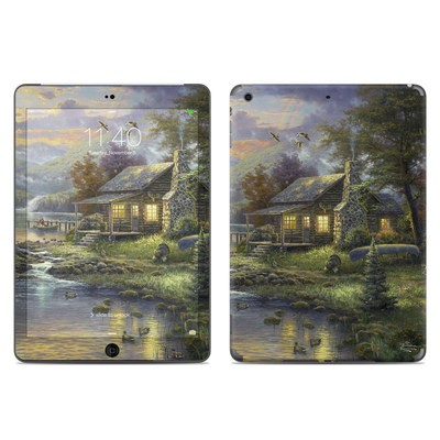 Apple iPad Air Skin - Natures Paradise