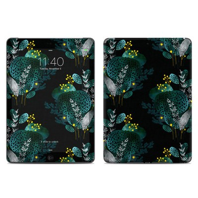 Apple iPad Air Skin - Night Seaflower