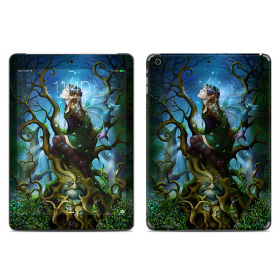 Apple iPad Air Skin - Nightshade Fairy