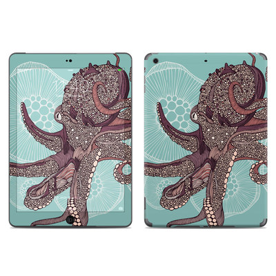 Apple iPad Air Skin - Octopus Bloom
